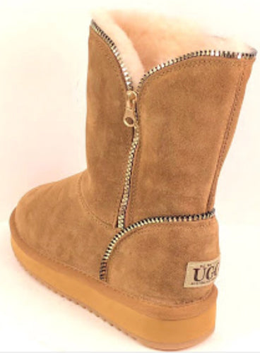 Adults ZIP UGG Boots