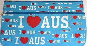I Love Australia Pencil Case