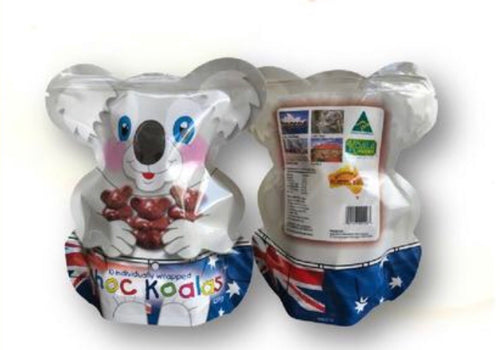 Chocolate Koalas Individually Wrapped