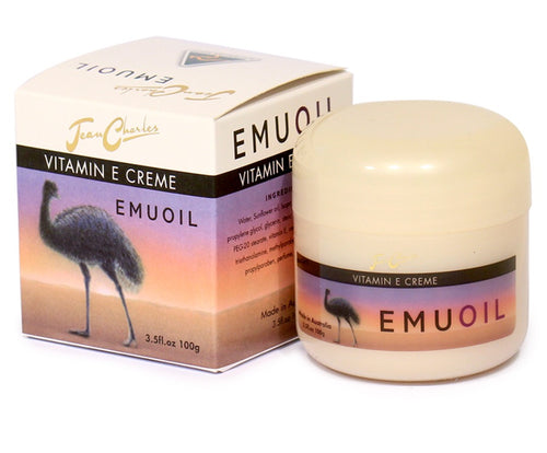 EMU OIL VITAMIN E CREME