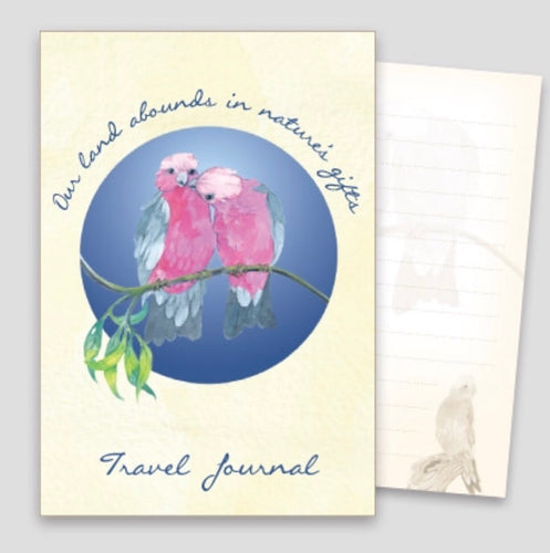A6 Travel Journal - Galah
