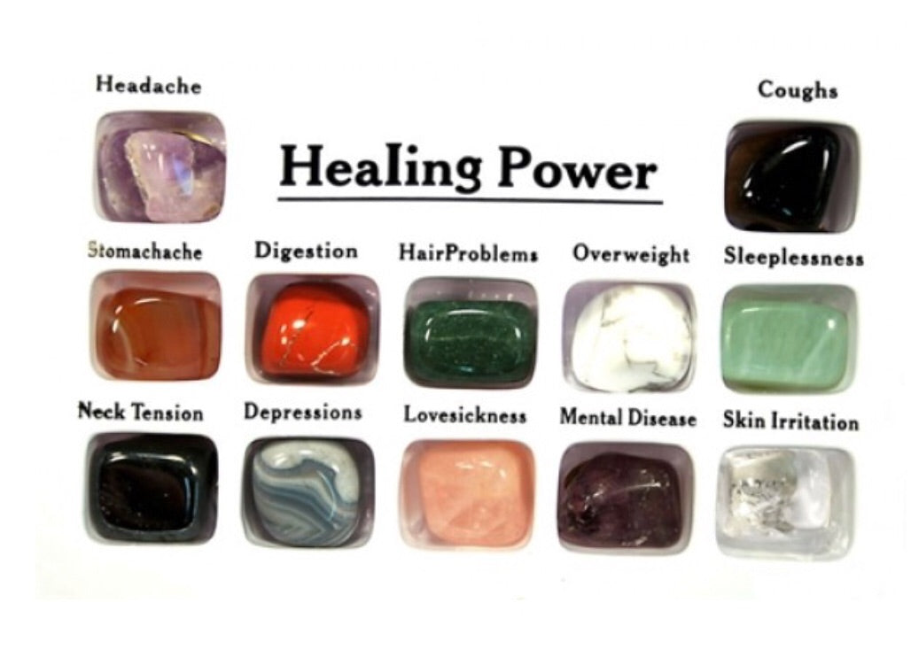 Healing Power Stones Box Set