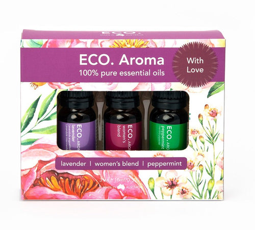 ECO. With Love Aroma Trio