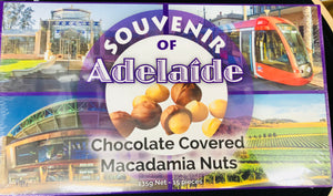 Chocolate Macadamias - ADELAIDE EDITION