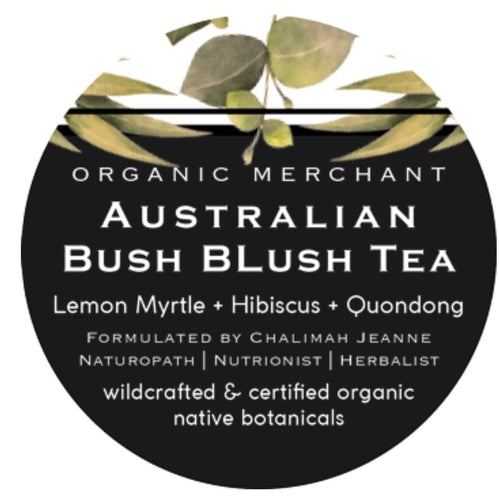 Australian Bush Blush Tea - Jar