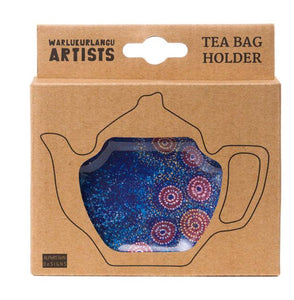 ALMA GRANITES TEA BAG HOLDER