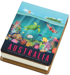Australian Collection Notebook Assorted