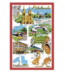 TEATOWEL ADELAIDE SOUTH AUSTRALIA