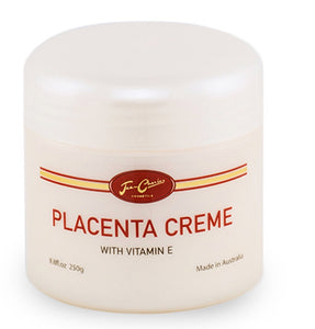 PLACENTA CREME WITH VITAMIN E (250G JAR)