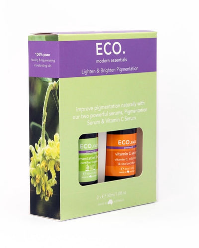 ECO. Lighten & Brighten Duo