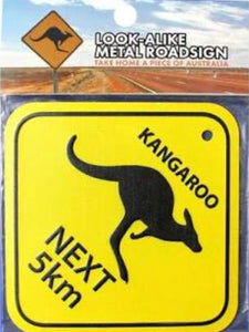Look Alike Metal Roadsign - Small