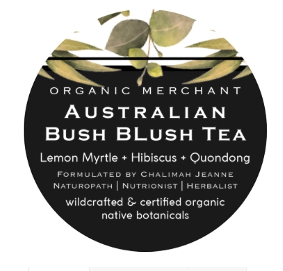 Australian Bush Blush Tea - Refill Pack