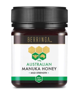 Berringa Australian Super Manuka Active (Plus 120MGO) 100g