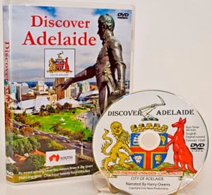 Discover Adelaide on DVD