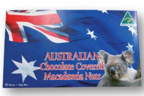 Chocolate Coveted Macadamia Nuts - Australia Addition