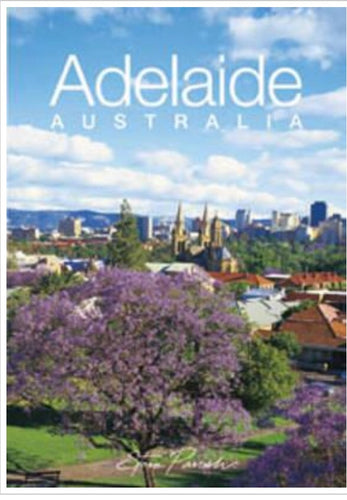 Mini Souvenir Adelaide Book