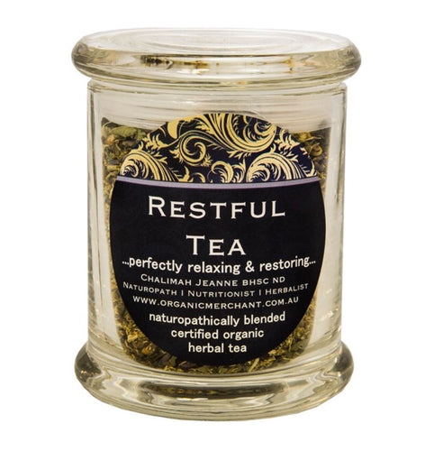 Restful Tea - Jar