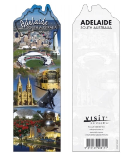 Adelaide Montage Bookmark