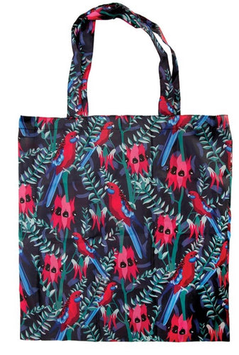 Australian Collection - Birds Foldable Shopper
