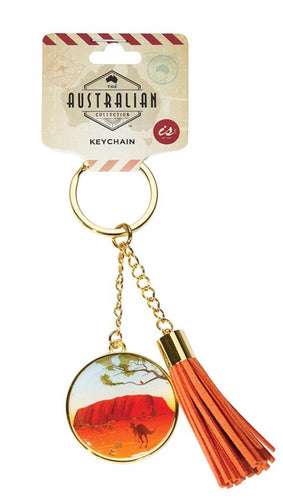 Australian Collection Keychain