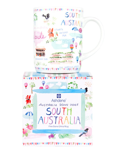 Ashdene South Australia Mug - The Australian Collection