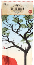 Australian Collection Teatowel - Outback