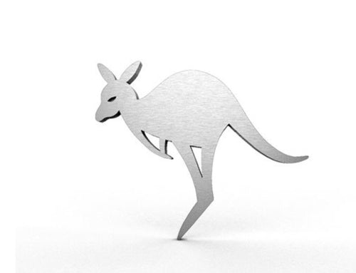 Kangaroo Pin- Allegria Designs