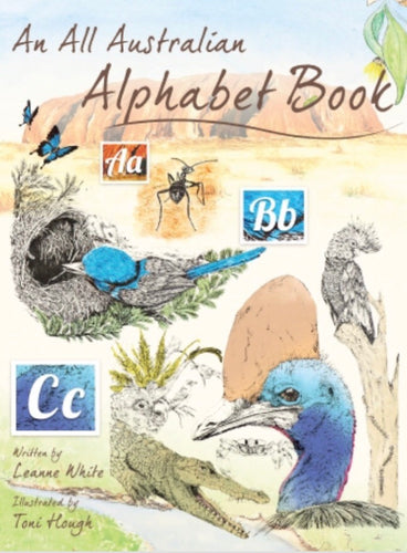 Softcover Book - An All Australian Alphabet Book