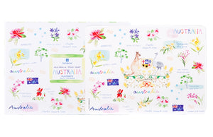 Placemats Set of 4 -Giftboxed