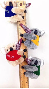 Cling Koalas With Boomerangs 12 Pack
