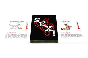 Sex Position Cards - Lust 2 Love