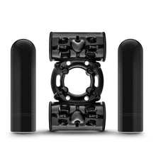 Rechargeable Double Thunder Cock Ring