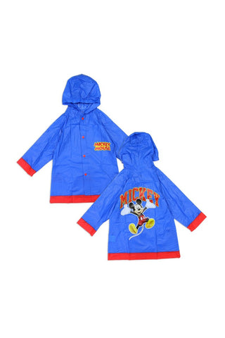 Mickey Mouse Rain Slicker