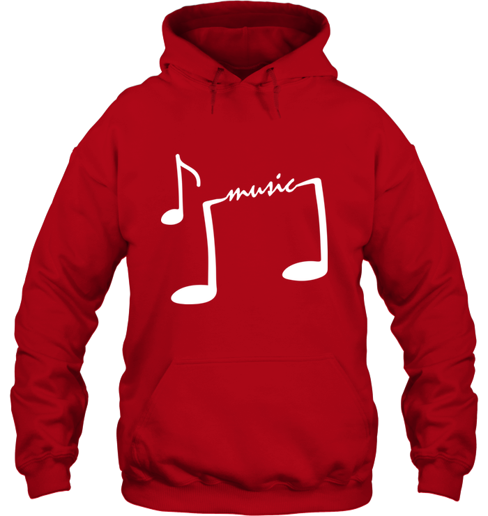 Musical Feet - Gildan Adult Heavy Blend™ Hoodie