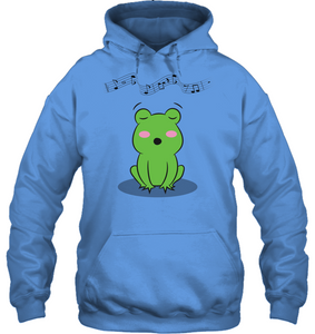 Singing Frog - Gildan Adult Heavy Blend™ Hoodie