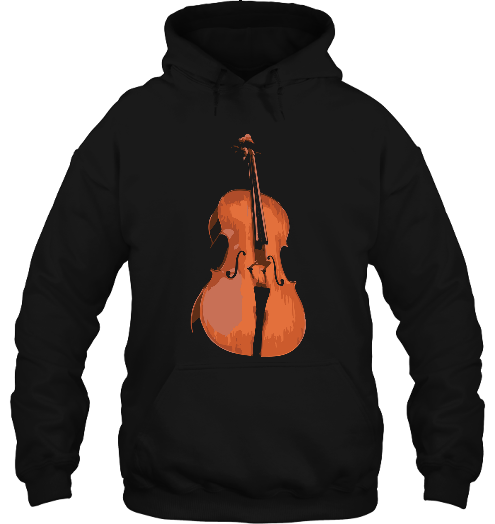The Cello - Gildan Adult Heavy Blend™ Hoodie
