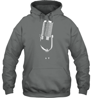 The Mic - Gildan Adult Heavy Blend™ Hoodie