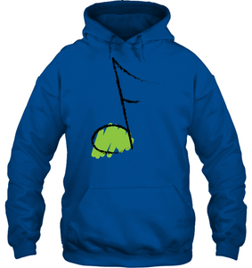 Green Note - Gildan Adult Heavy Blend™ Hoodie
