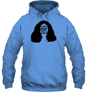 Puffy Hair Don't Care, Sophie - Gildan Adult Heavy Blend™ Hoodie