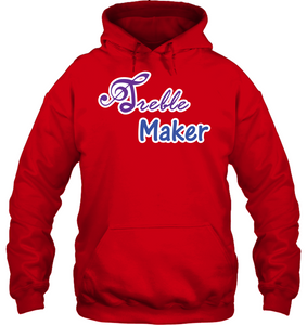 Treble Maker plain and simple - Gildan Adult Heavy Blend™ Hoodie