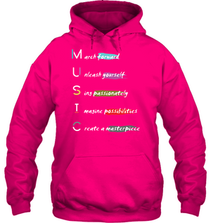 Unleash your Musical Masterpiece - Gildan Adult Heavy Blend™ Hoodie
