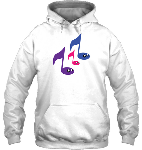3 Note Friends - Gildan Adult Heavy Blend™ Hoodie