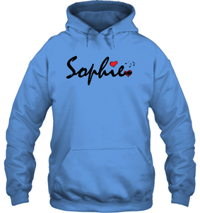 Sophie Loves Music - Gildan Adult Heavy Blend™ Hoodie