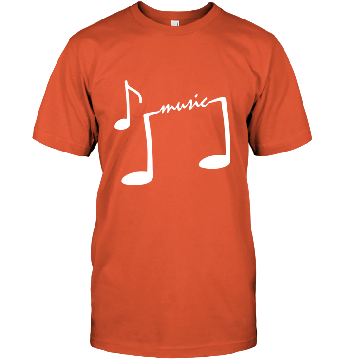 Musical Feet - Hanes Adult Tagless® T-Shirt