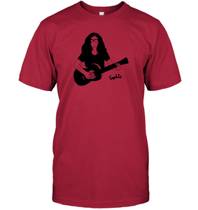 Playin My Guitar, Sophie - Hanes Adult Tagless® T-Shirt