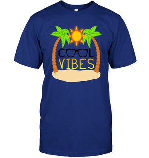 Cool Vibes - Hanes Adult Tagless® T-Shirt