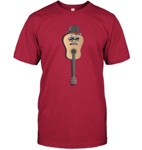 Guitar Man - Hanes Adult Tagless® T-Shirt
