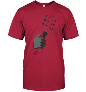 Guitar in my Hand - Hanes Adult Tagless® T-Shirt