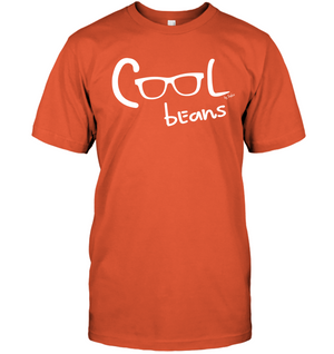 Cool Beans - White - Hanes Adult Tagless® T-Shirt