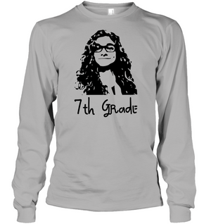 7th Grade - Gildan Adult Classic Long Sleeve T-Shirt